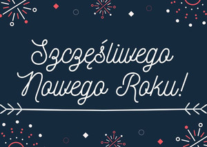 Życzenia noworoczne !!!