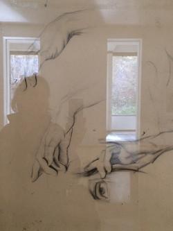 Autoportrait fantôme
