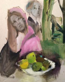 Autoportrait after Hélène S.