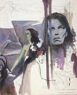 Autoportrait after Romaine B.