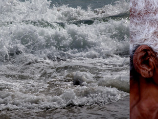 Le gwo pwèl de la mer