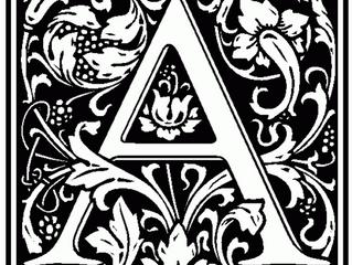 A et B : lettres d'amour