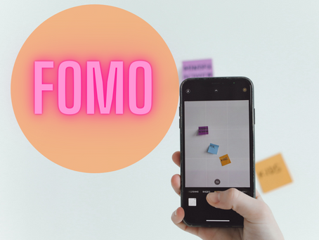 How Do We Keep Our FOMO At Bay?!