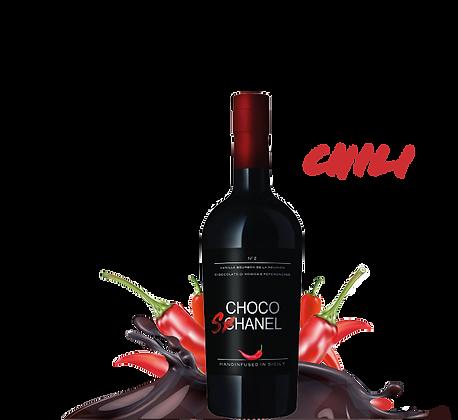 "Likör ""Choco Schanel"" CHILI Edition"