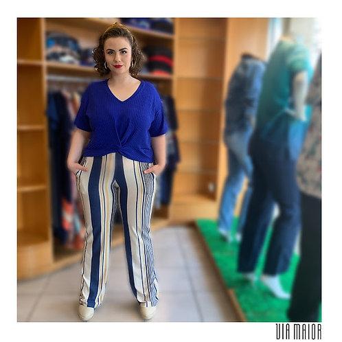 Pantalona Malha Linho