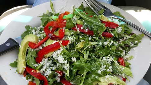 Cesina Steak Salad