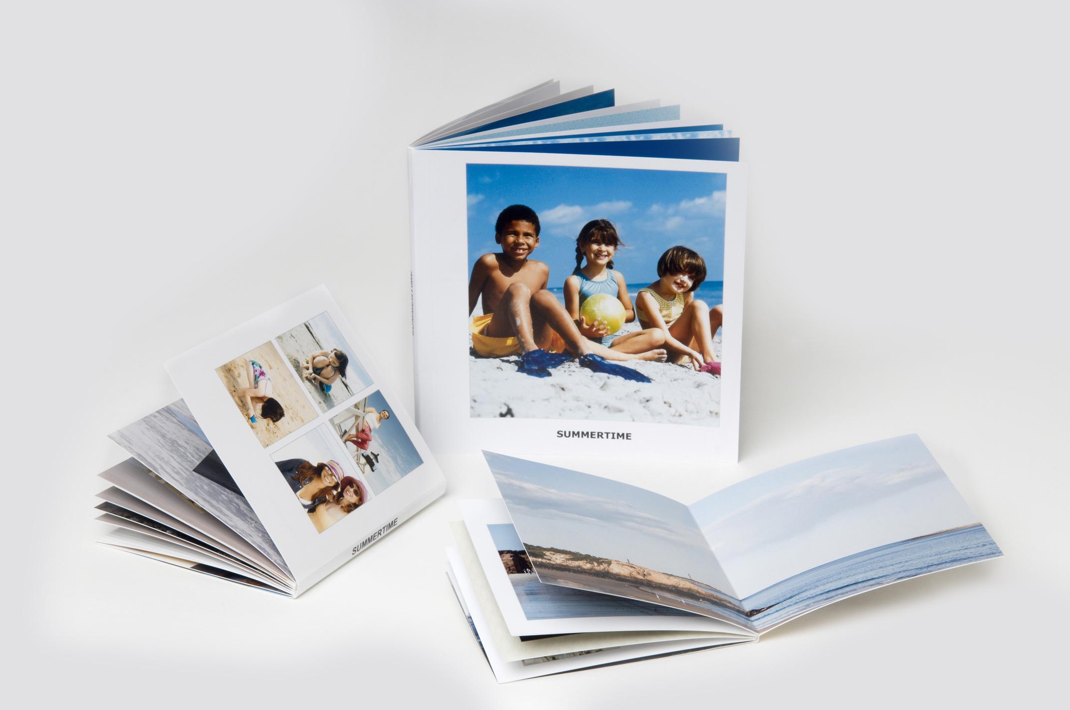 Mini Photobooks