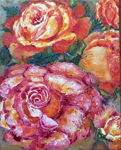 For Love of Bold Roses