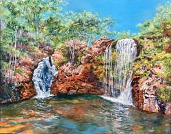Florence Falls Waterhole
