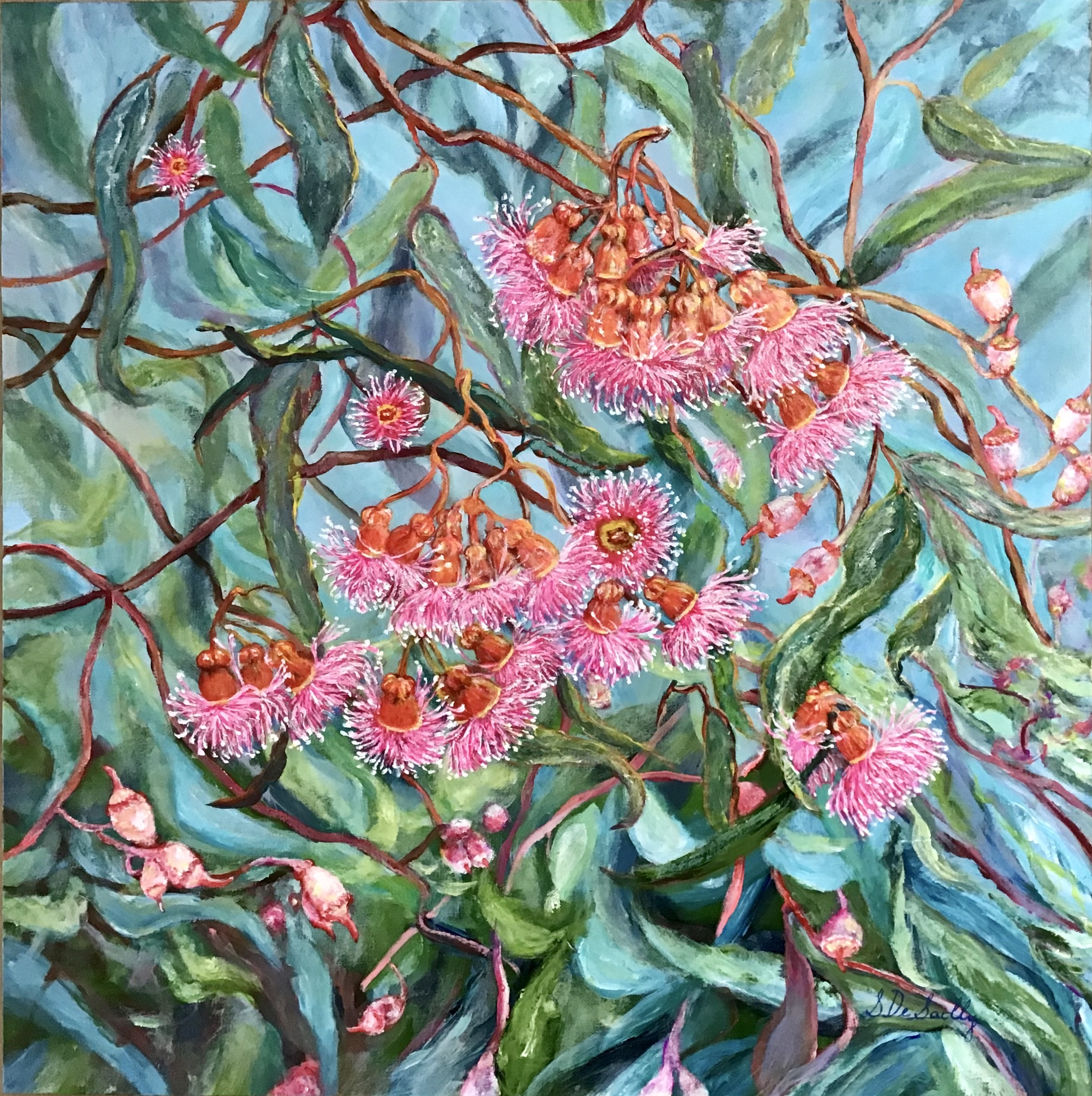 Pretty In Pink Coral Gum