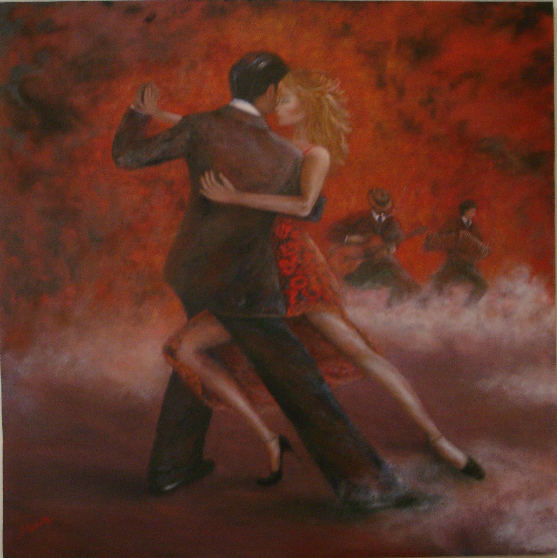 Smokin Tango