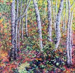Birch Forest Glow