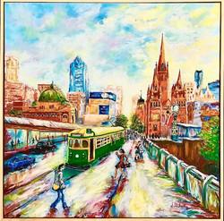 Iconic Melbourne