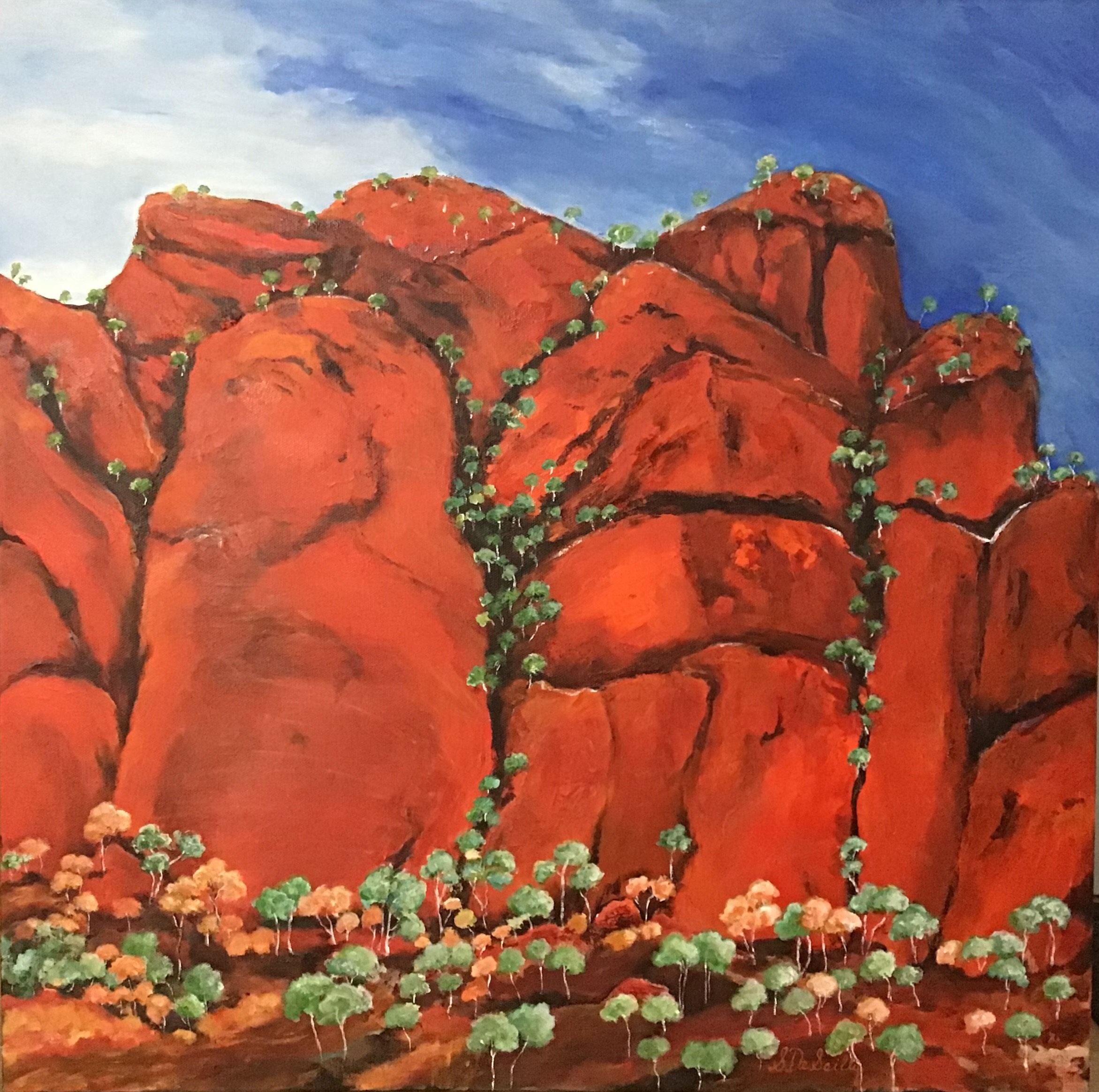 The Bungles Rock! FRAMED