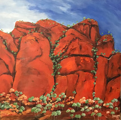 The Bungles Rock! FRAMED