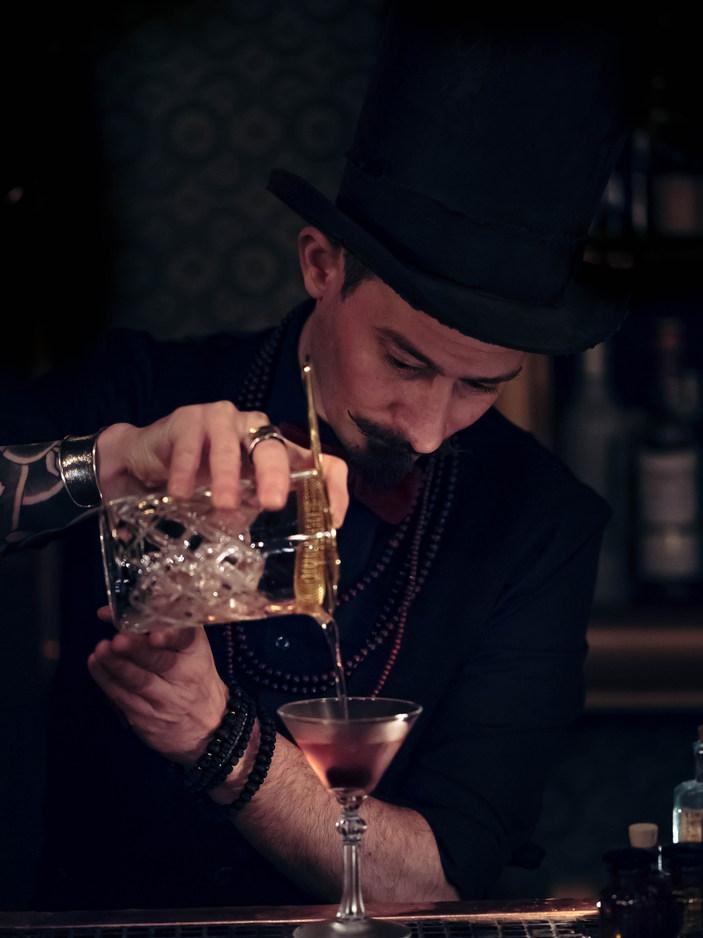 Discover Amsterdam Secret Bars