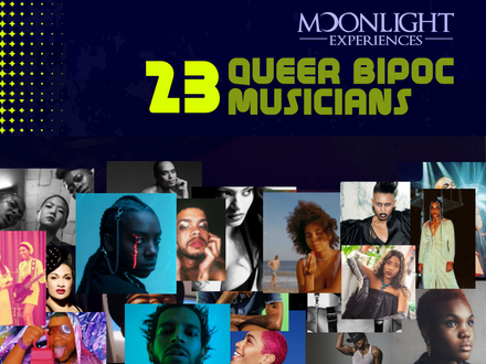 23 Queer BIPOC Musicians you need to be listening to right now….