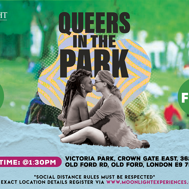 Queers in the park