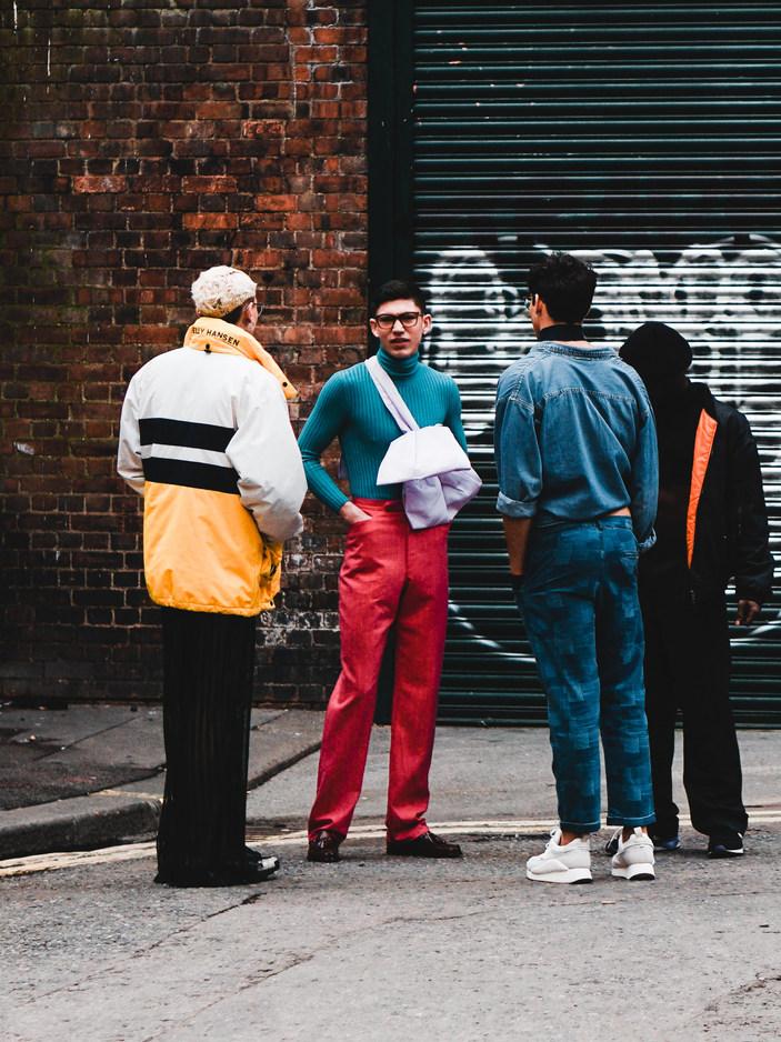 London LGBTQ+ Walk With Activist