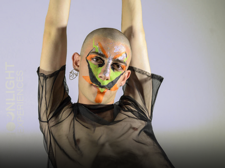 Interview With Candy Tish; A Young Queer Greek Performer.