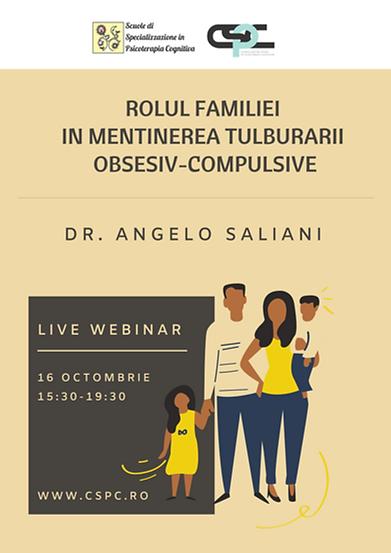ROLUL FAMILIEI IN MENTINEREA TULBURARII