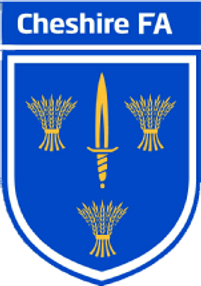 Cheshire Football Association Crest