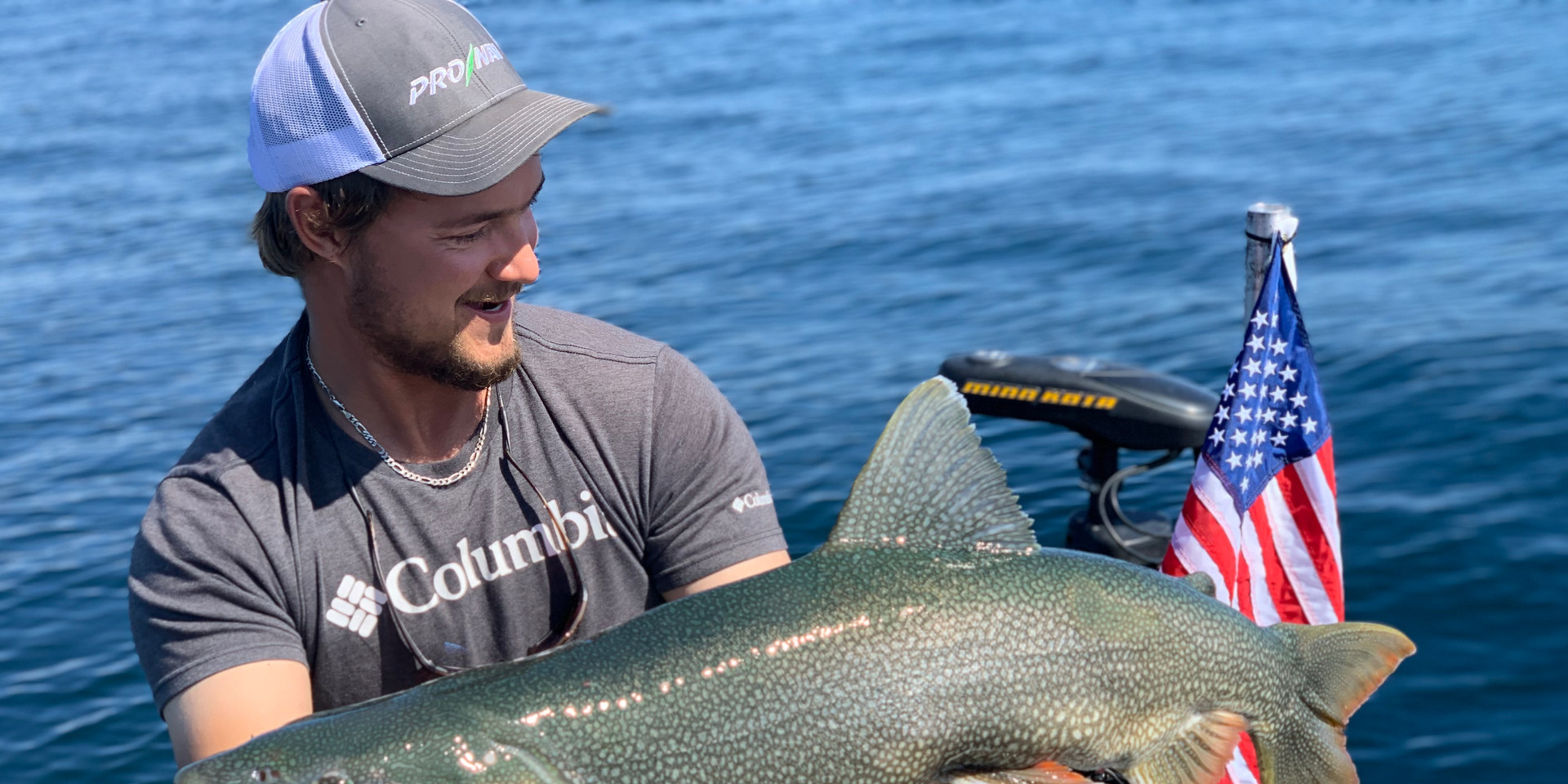 Shallow Water Lake Trout Lake Superior Fall Fishing