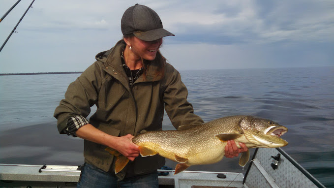 Lake Superior Charter Fishing
