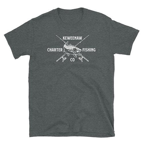 Keweenaw Charters Logo T-Shirt