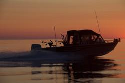Keweenaw Charter Fishing Smoker Craft Ph