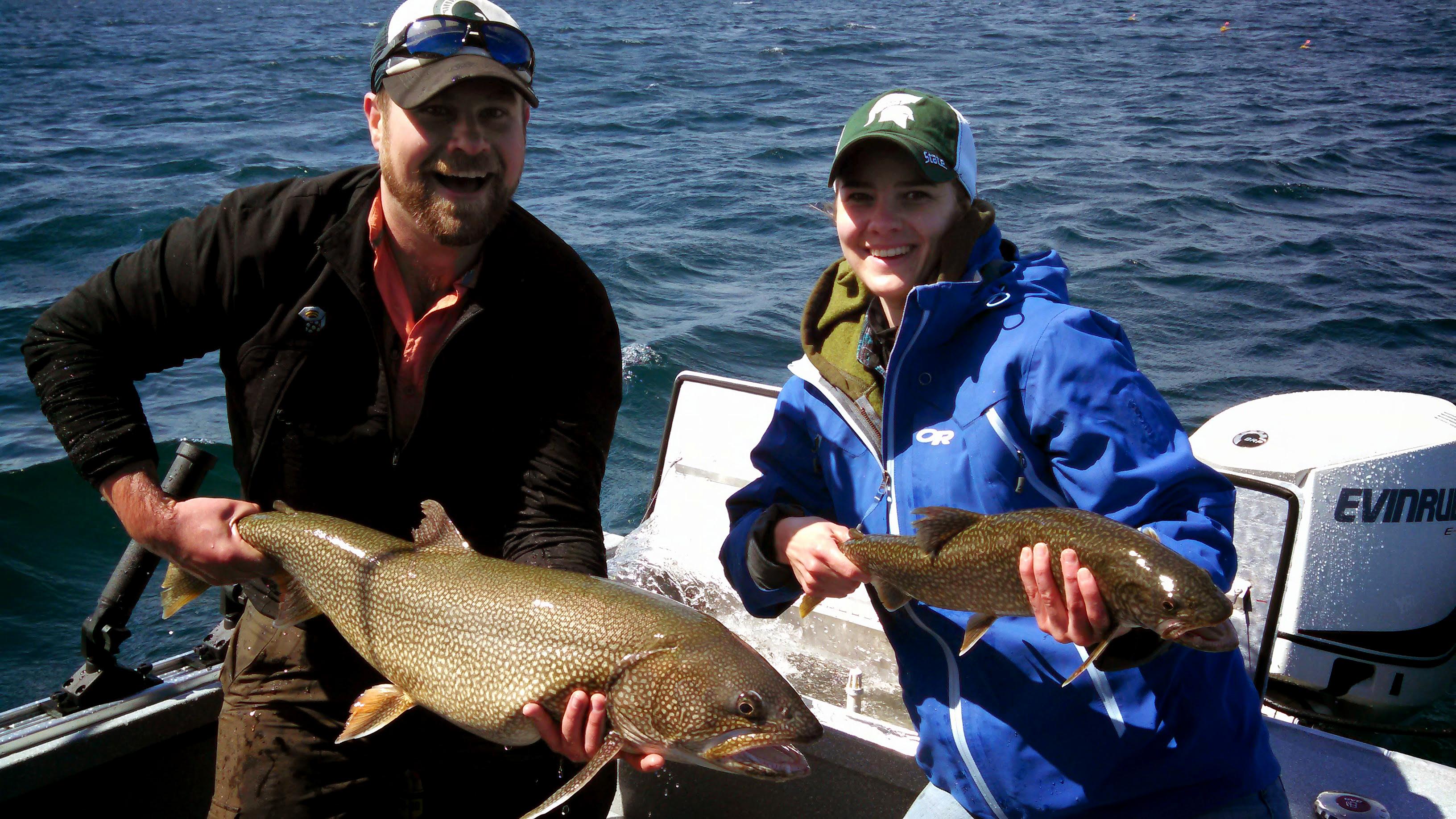 Keweenaw Charter Fishing Co.