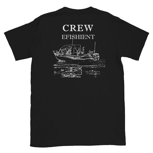 "Keweenaw Charters ""Crew"" T-Shirt"