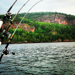 Fishing with Light Tackle