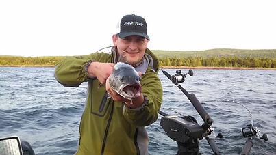 Keweenaw Charter Fishing with Pro Nav Marine