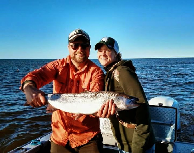 Lake Superior Brown Trout