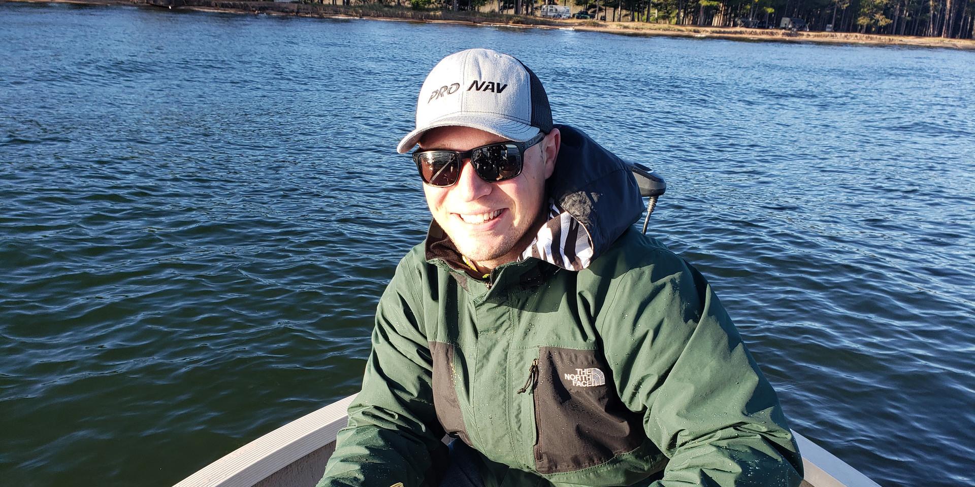 Lake Superior Fall Coho Fishing