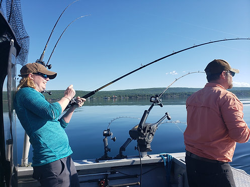 """Deposit for 5-Hour """"Half Day"""" Fishing Trip"""