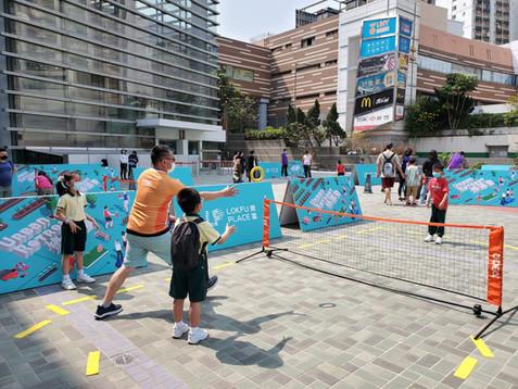 2021 Urban Retreat圈網球