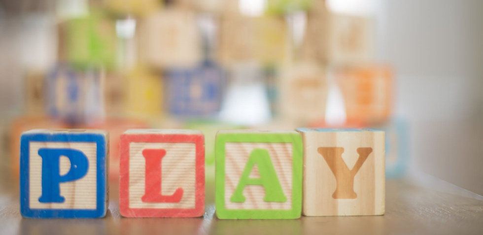 Duplo play and learn