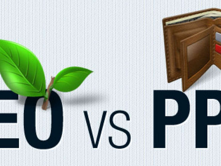 Is SEO or PPC Better For Your New Website?