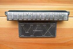 MAX Nameplate