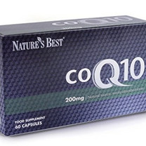 CO Q10 (Co enzyme) 200mg