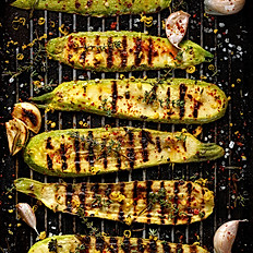 GRILLED AND ROASTED VEGETABLES