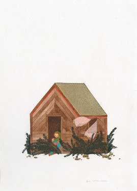 brambles shack