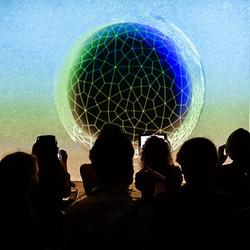 Сфера - проекция 3D