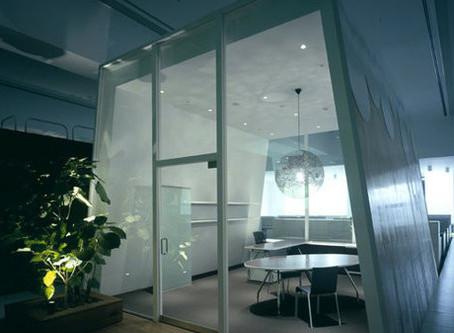 Необычный офисный интерьер рекламных гигантов