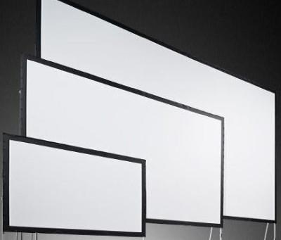 Особенности и разновидности проекционных экранов