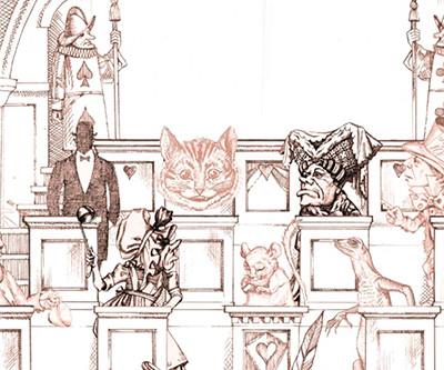 Игра «Суд присяжных» для сенсорного стола