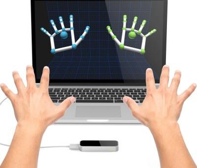 СенсорLeapMotion - новинка в мире электроники, распознающая движения.