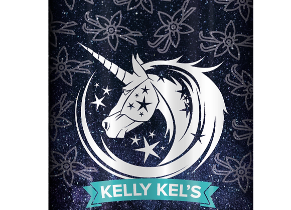 Kelly Kells Unicorn Deserts - Nilla Bourbon Pudding 100ml 0mg